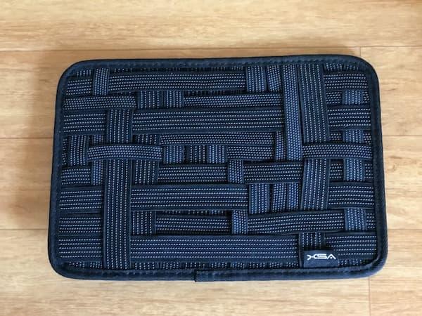収納に便利なバッグオーガナイザーGRID-IT本体